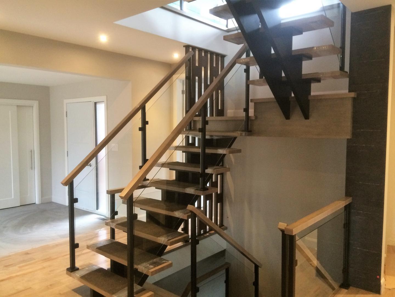 Modele D Escalier D Intérieur rampes d'escaliers cowansville, sherbrooke, | les escaliers