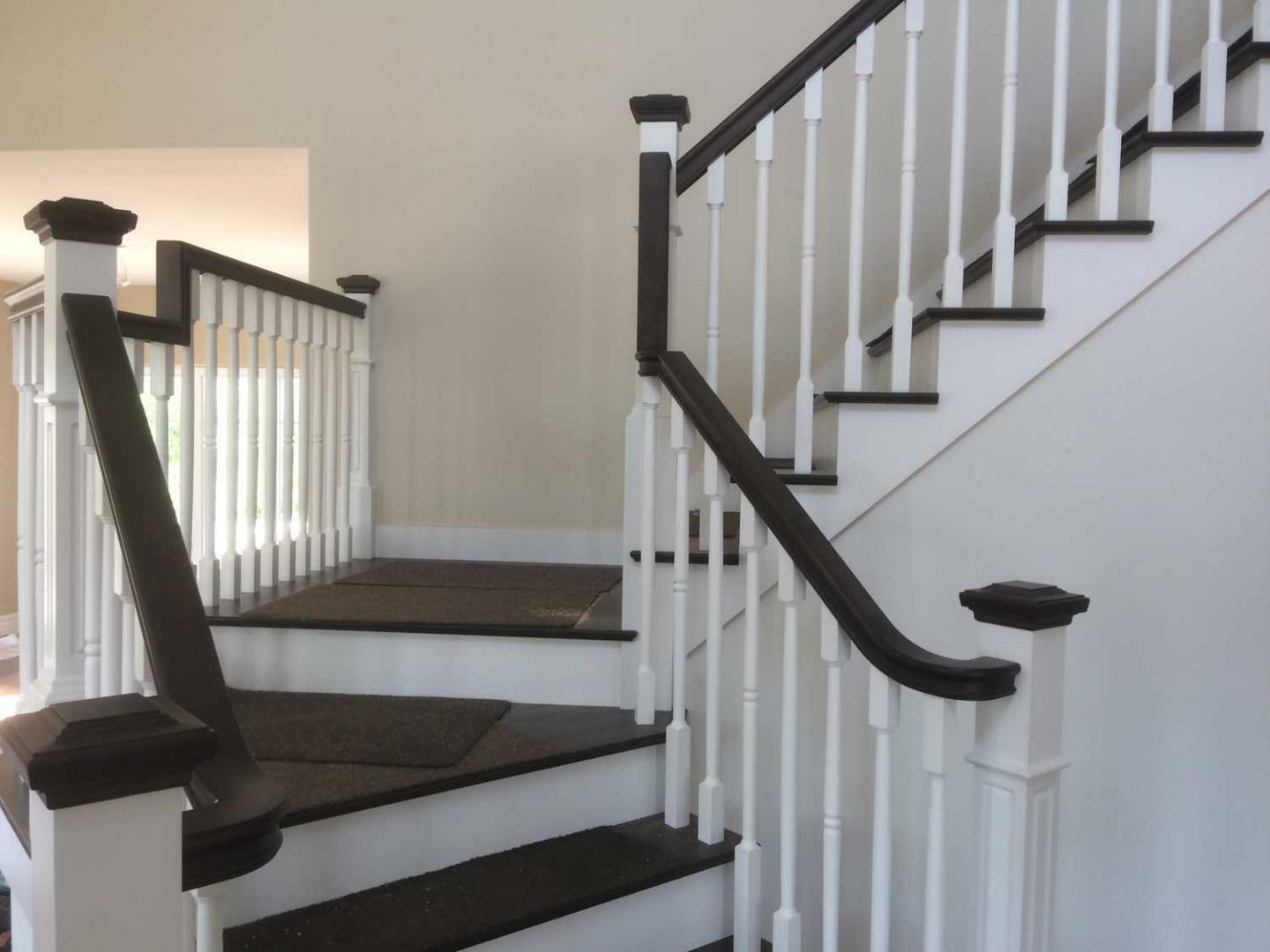 Cowansville Sherbrooke Stair Railings
